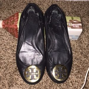 🍭Authentic Tory Burch Flat in Good Condition 🍭